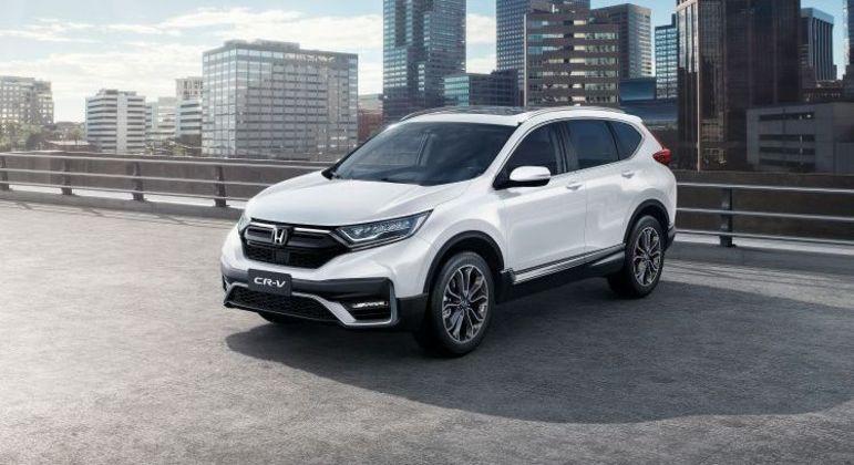 Honda CR-V ganha sistema de direção semi-autônoma