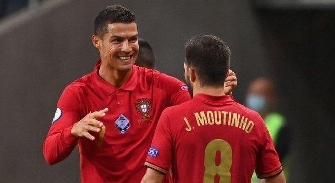 Cristiano Ronaldo: definitivamente na História do Futebol da Europa