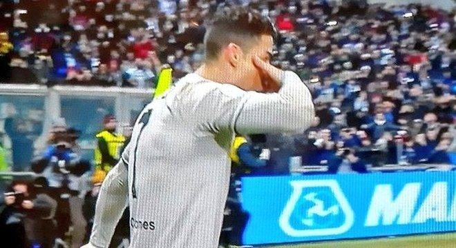 Cristiano Ronaldo, o gol dos 2 X 0 e a homenagem ao amigão Dybala, na reserva