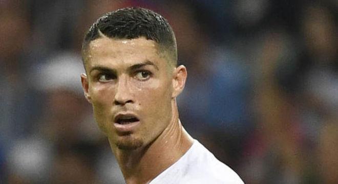 Cristiano Ronaldo é a nova estrela do futebol italiano