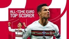 Na Euro, os recordes do CR7 e a vitória da França sobre a Alemanha
