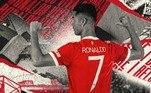 O Manchester United confirmou nesta quinta-feira (2) que Cristiano Ronaldo usará a camisa 7 no clube, número de preferência do craque português ao longo detoda sua carreira