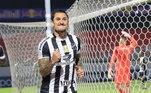 10ª colocação: Vinícius Goes (Ceará) - 4 gols