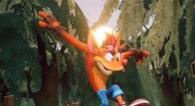 Crash Bandicoot 4 terá versões para PS5, Xbox Series e Switch em março