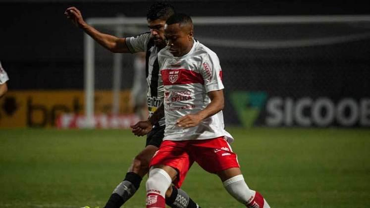 CRB - Chances de subir para a Série A 2022: 62,1%
