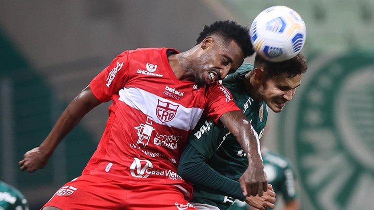 CRB: eliminou o Palmeiras nos pênaltis após placar agregado de 1 a 1