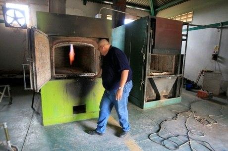 Cremação custa cerca de um terço do preço do enterro