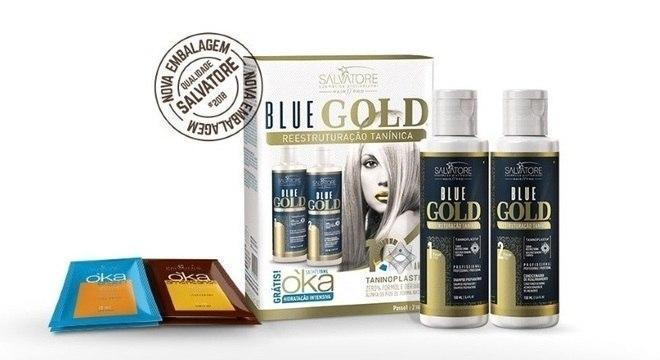 O cosmético Creme Blue Gold Salvatore, da empresa Salvatori, teve sua comercialização e fabricação suspensas porque não obedecia às regras da Anvisa. O creme é um alisante para cabelo. A empresa teve que recolher todo o estoque do mercado