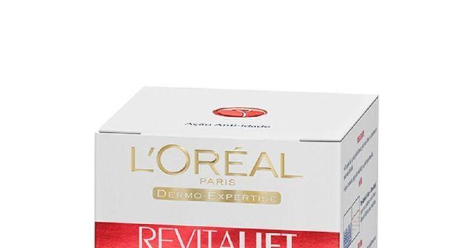 Creme Diurno Revitalift FPS 18, L'Oréal Paris,