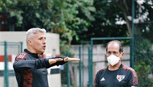 Apesar de Casares e Muricy, o ambiente está péssimo para Crespo. Argentino está cansado do desgaste