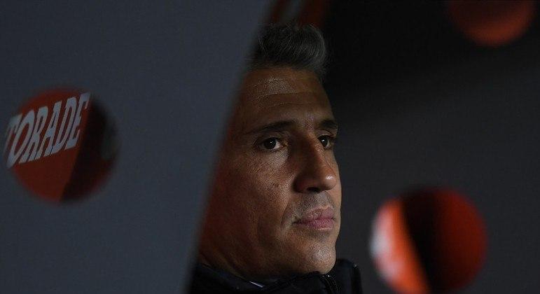 Crespo é o grande responsável pela mudanças tática e de caráter do São Paulo