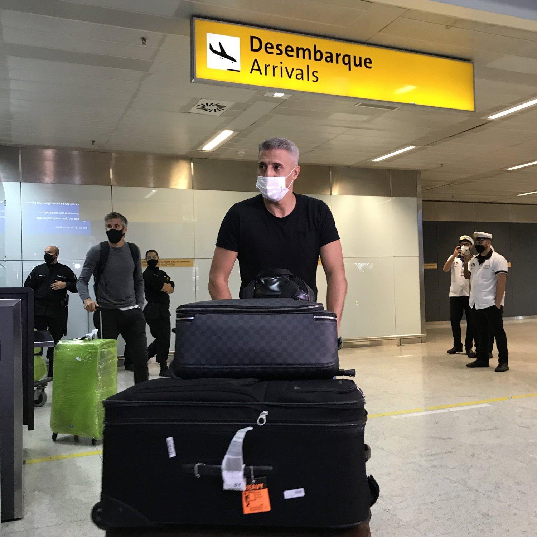Crespo chega ao São Paulo. E já responde sobre oito anos de jejum do clube