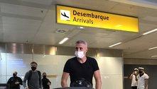 Hernán Crespo chega ao Brasil para comandar o São Paulo