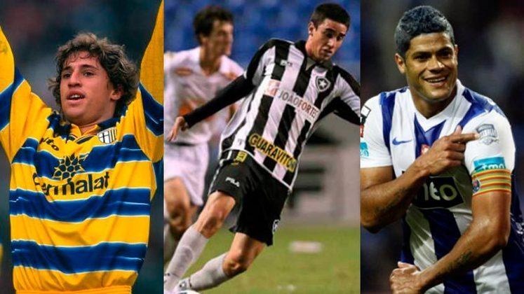 Crespo brilhando no futebol italiano, Thiago Galhardo buscando espaço no futebol carioca, Hulk em Portugal... Há 10 anos atrás, muitos astros do Brasileirão 2021 estavam em situações completamente diferentes. Por isso, o LANCE! trouxe uma galeria para mostrar aonde estavam alguns dos protagonistas do campeonato, em 2011. Confira!