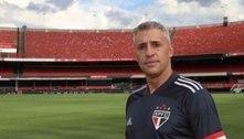 Crespo diz que terá poucos reforços no São Paulo: 'não serão muitos'