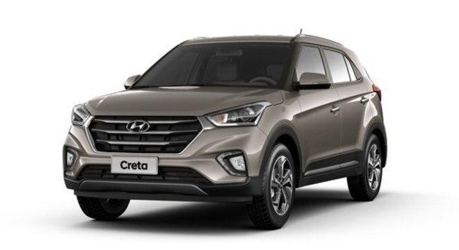 Hyundai Creta Limited: visual conhecido com novas rodas e outros detalhes
