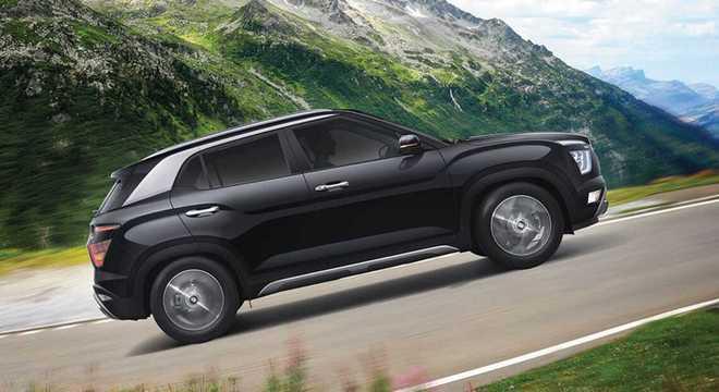 SUV tem 4,30m de comprimento; 3cm maior que a versão atual e com 2cm a mais de entre-eixos