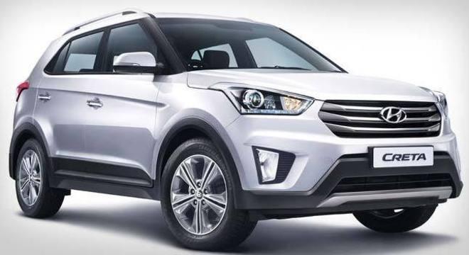 Hyundai Creta: desconto no IPVA ou vale combustível equivalente a R$ 3 mil