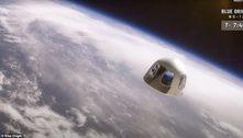 Blue Origincomeça a vender viagens para o espaço em breve