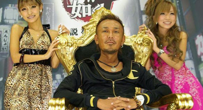 Criador da série Yakuza, Nagoshi vai deixar a Sega para se juntar à chinesa NetEase