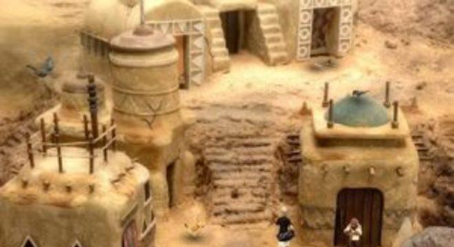 Criador de Final Fantasy apresenta Fantasian para iOS