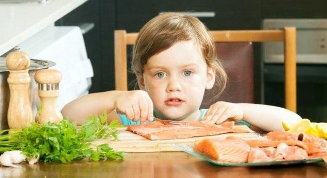 Consumo de peixes e frutos do mar está relacionado a notas maiores