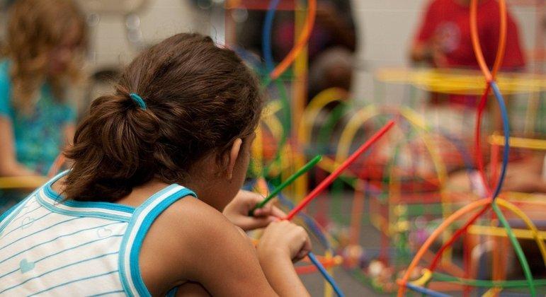 Muitos pais concordaram com a volta às aulas de escolas particulares de São Paulo
