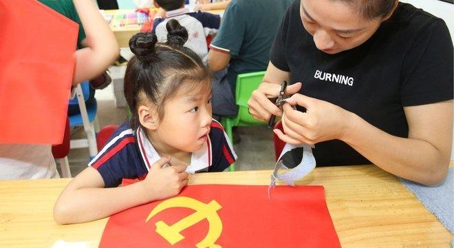 O Partido Comunista está presente em todos os aspectos da vida na China