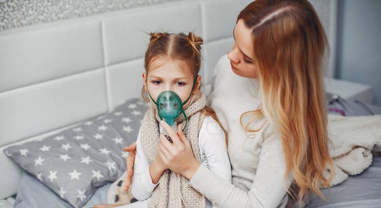 Maioria dos casos tem como diagnóstico o VSR (vírus sincicial respiratório)