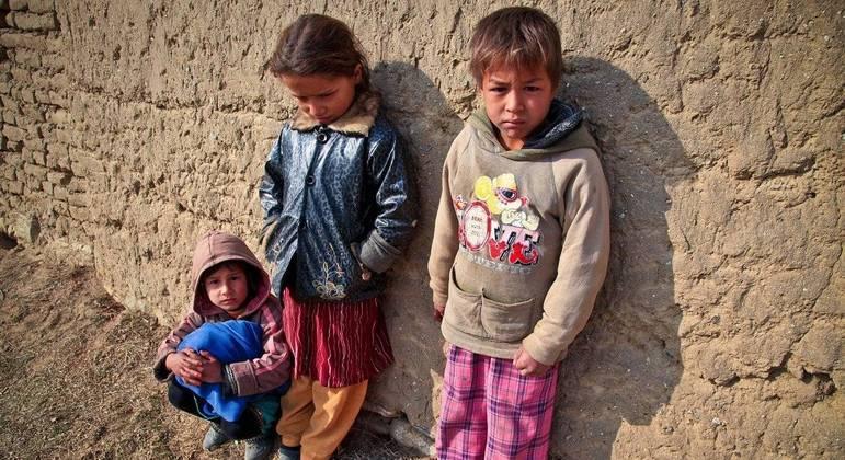 Estudo relaciona fenômeno El Niño com a fome em crianças