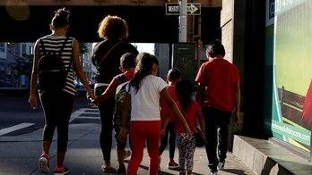 __Mais de 11,2 mil crianças imigrantes estão sob custódia__ (Reprodução)