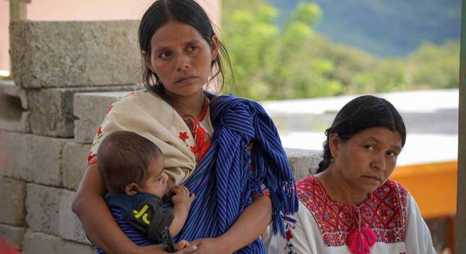 Violência e pandemia fez com que centenas de crianças ficassem em casa