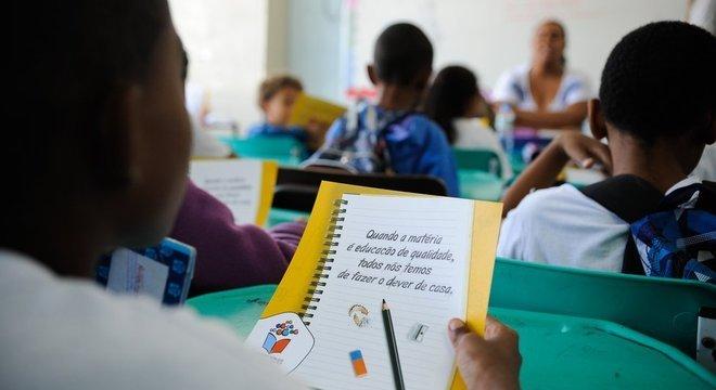 A expectativa de anos de estudo passou de 15,2 para 15,4 em 2018
