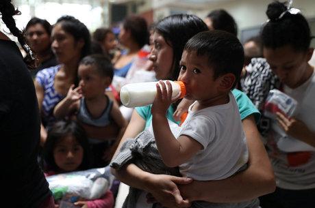 Resultado de imagem para juiz illinois crianca brasileira