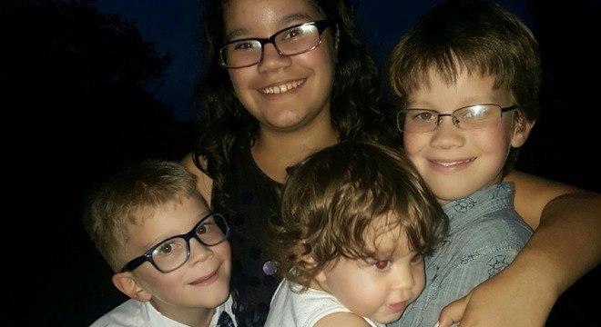 Vítimas da tragédia em Orlando seriam quatro irmãos de 12, 10, 6 e 1 ano