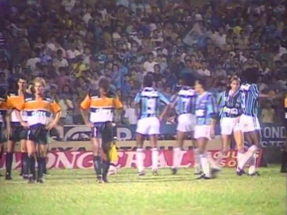 Criciúma - Jejum de 30 anos - Último título: Copa do Brasil 1991