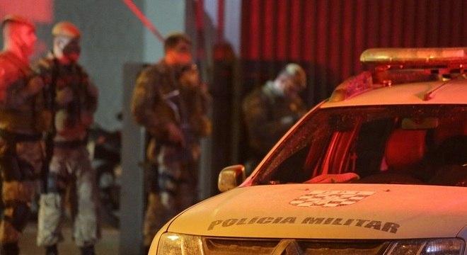 Desde o crime na última segunda (30), sete pessoas já foram presas