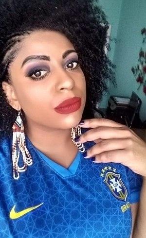 Preta Ferreira foi presa nesta segunda (24)