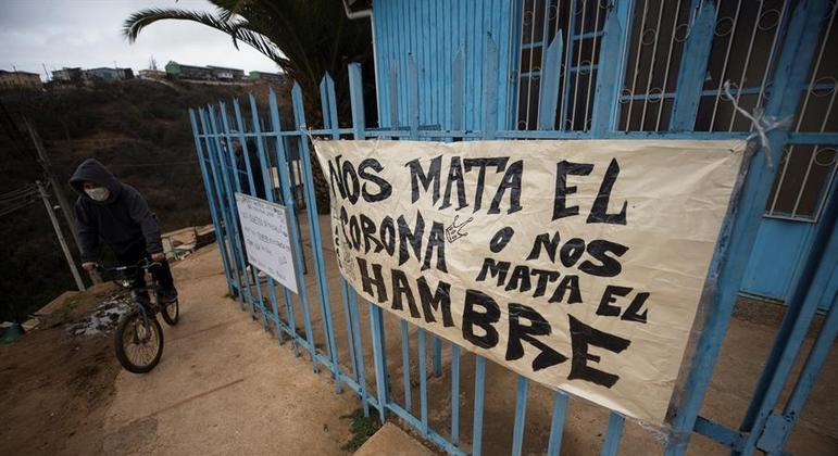 Países menos desenvolvidos podem 3 anos para se recuperar de danos da pandemia