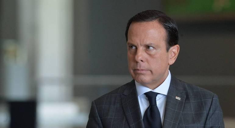 Governador João Dória se monstra insensível a crise econômica causada pela pandemia e aumenta ICMS