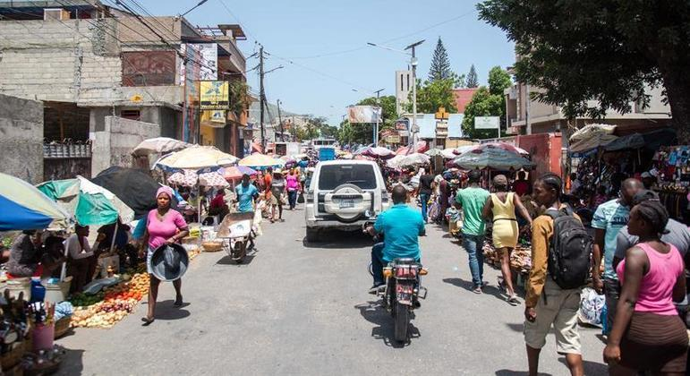 Haiti receberá ajuda internacional após o assassinato do presidente Jovenel Moise
