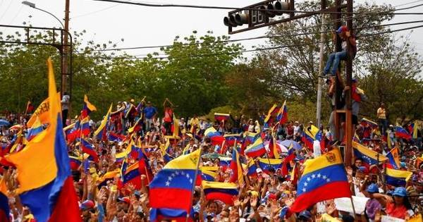 EUA não têm cronograma para mudança de governo da Venezuela