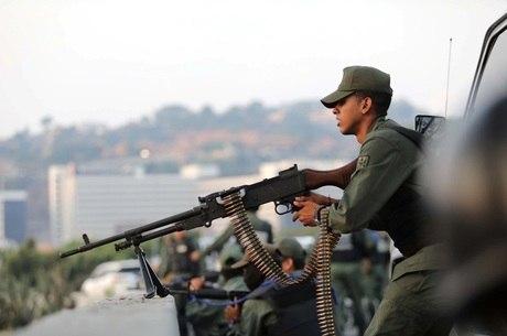 Líder da oposição venezuelana convocou a população