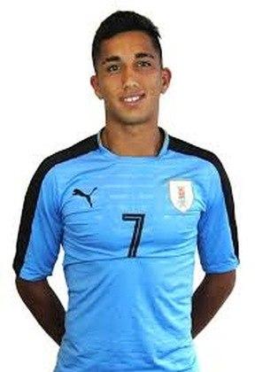 Cristian Olivera – O atacante uruguaio de 18 anos é jogador do Almería (ESP). Recentemente, foi sondado pelo Flamengo. Seu contrato com a equipe atual se encerra em junho de 2025 e seu valor de mercado é estimado em 1 milhão de euros, segundo o site Transfermarkt