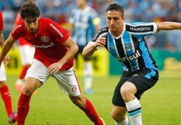 CRISTIAN RODRÍGUEZ – O jogador da seleção uruguaia foi contratado pelo Grêmio no início de 2015, mas pediu a rescisão de contrato dois meses depois