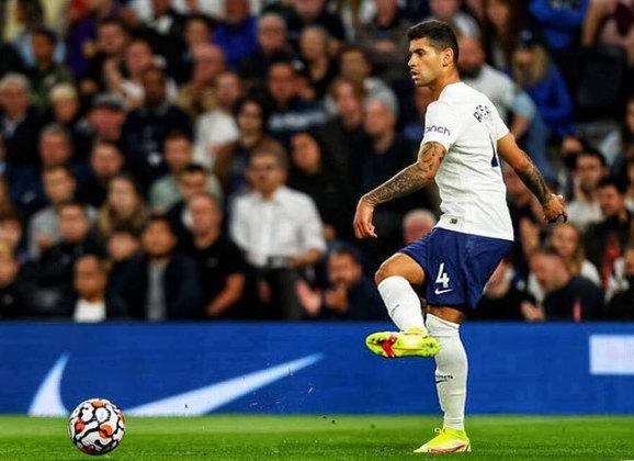 Cristian Romero - 23 anos - Tottenham - Zagueiro: contratado pelo Tottenham por 43 milhões de libras na atual janela após se destacar na Atalanta. (Sua convocação pode ser afetada)
