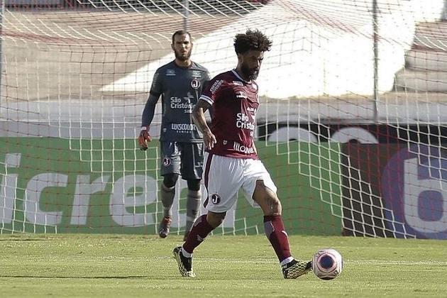 Cristian - volante - 37 anos - atualmente está no Juventus, que disputa a Série A2 do Paulistão-2020.