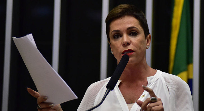 Cristiane Brasil foi presa por suspeita de envolvimento em caso de corrupção