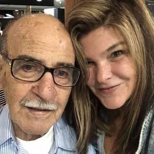 Sr. Bianco e Cristiana Oliveira