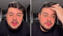 Cristiano, da dupla com Zé Neto, revela que está com a covid-19